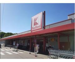 Cơ hội mở tiệm nails Kaufland