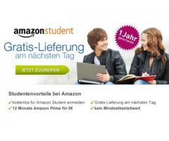 Amazon Prime dành cho Sinh Viên miễn phí