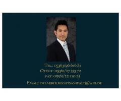 Luật cư trú để xin giấy tờ lao động tại Đức